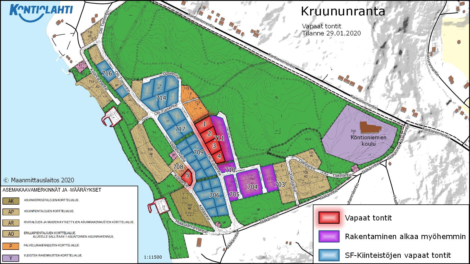 Kontioranta Kruununranta Kontiolahti Fi
